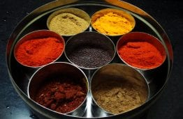Indian spice used in kitchen remedies