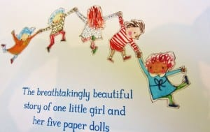 Julia Donaldson, Paper Dolls, books, story for kids