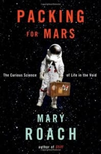 Packing For Mars, Mary Roach, books, story for kids, cover