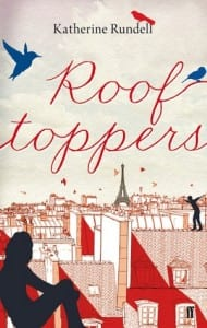Rooftoppers, Katherine Rundell, story for kids, book, cover