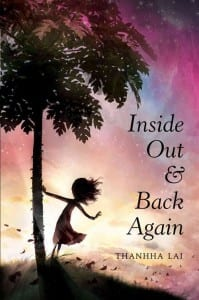 Inside Out And Back Again, Thanhha Lai, story for kids, preteens, cover