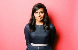 mindy kaling baby the buzz cut