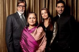 joint family bachchan family
