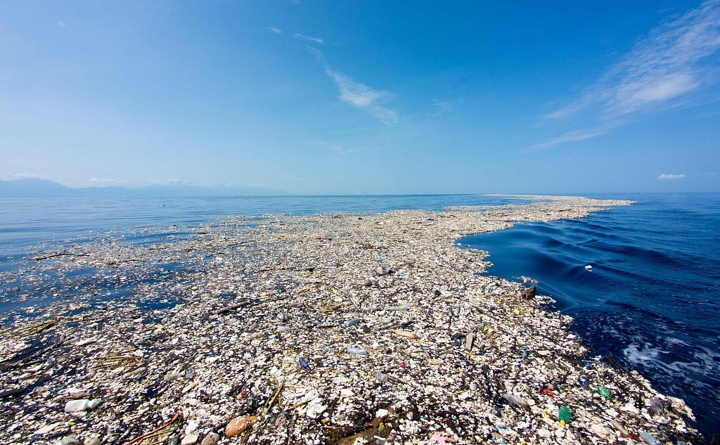 Plastic Pollution in the Oceans Is On Track to Triple by ...